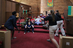 2015-06-14 Mount Cross visit Simonen anointing & worship 16.jpg