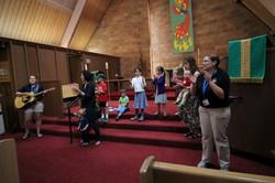 2015-06-14 Mount Cross visit Simonen anointing & worship 25.jpg