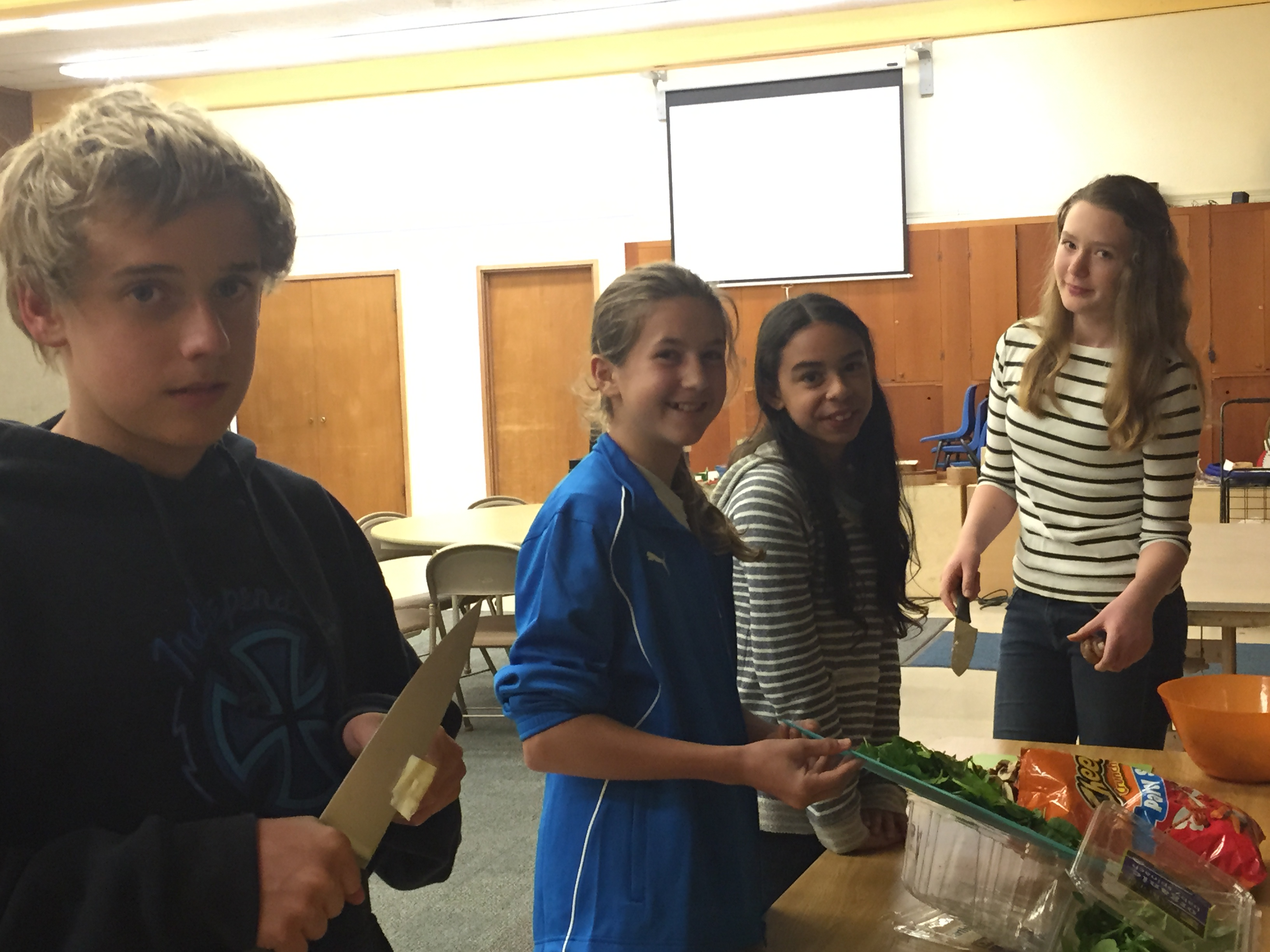 2015-03-13 Confirmation YEAH Meal 2015 6.JPG