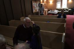 2015-06-14 Mount Cross visit Simonen anointing & worship 9.jpg