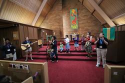 2015-06-14 Mount Cross visit Simonen anointing & worship 20.jpg