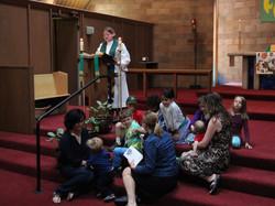 2015-06-14 Mount Cross visit Simonen anointing & worship 13.jpg