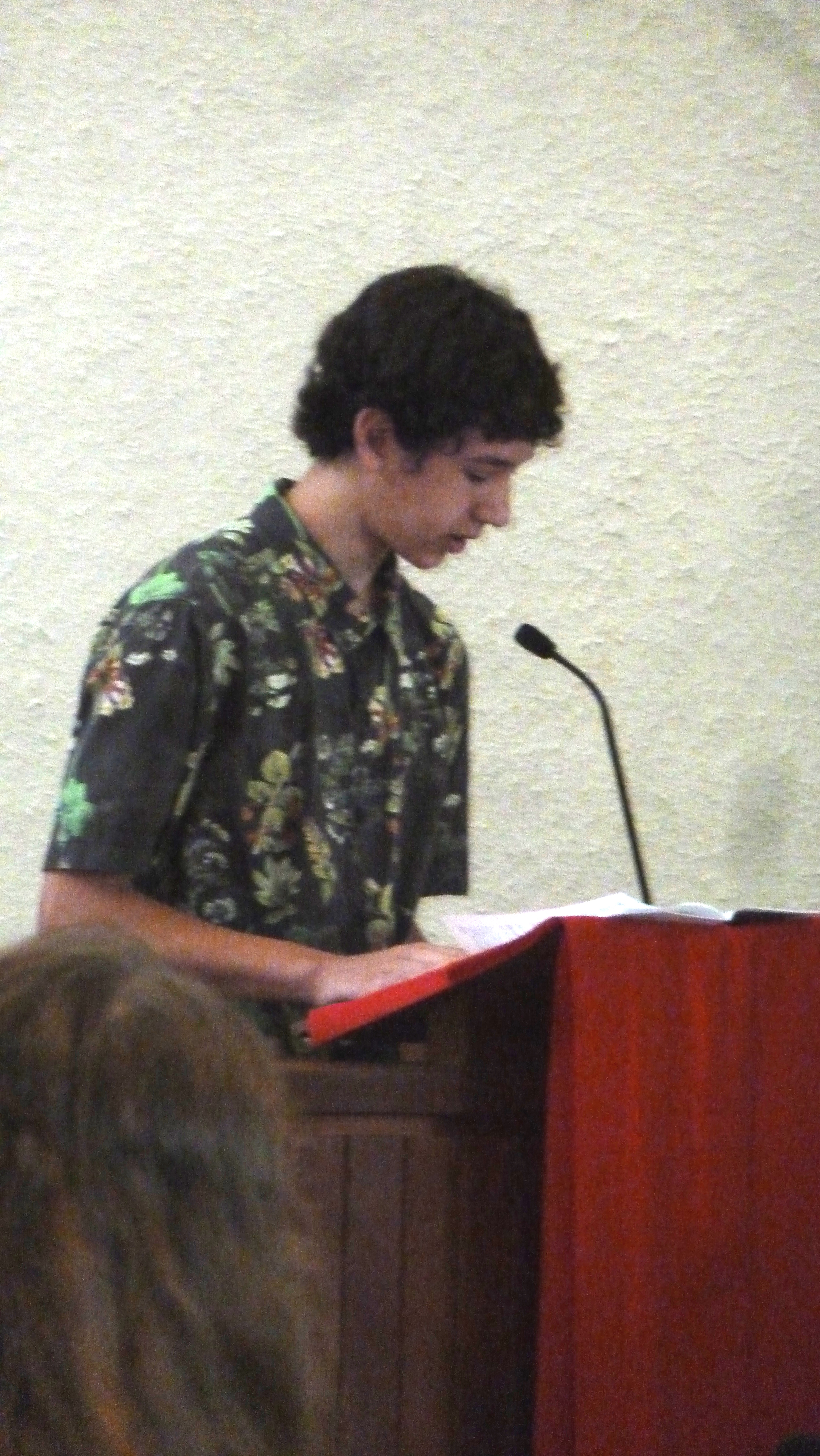 2015-05-24 Pentecost-Henry-Anderson-Confirmation 9.JPG