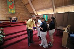 2015-06-14 Mount Cross visit Simonen anointing & worship 26.jpg