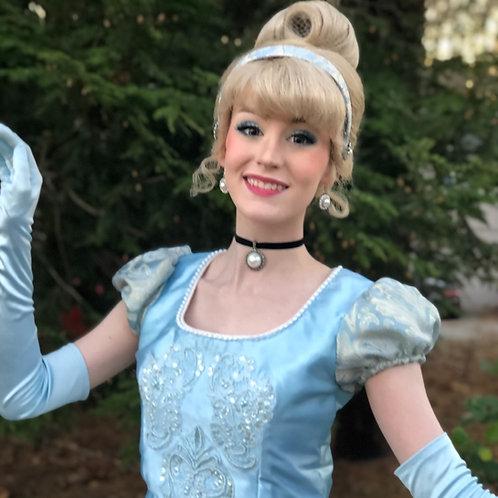 Cinderella Theme Party Atlanta Character Mystical Parties