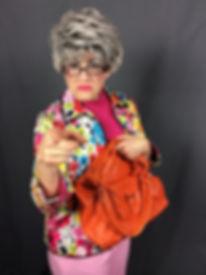 Aunt Edna singing telegram atlanta easte
