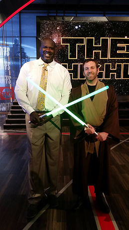 Star Wars with Shaquille O'Neal Eastern