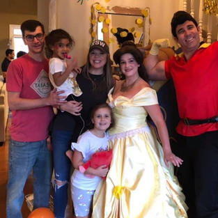 Beauty and the Beast Theme Parties