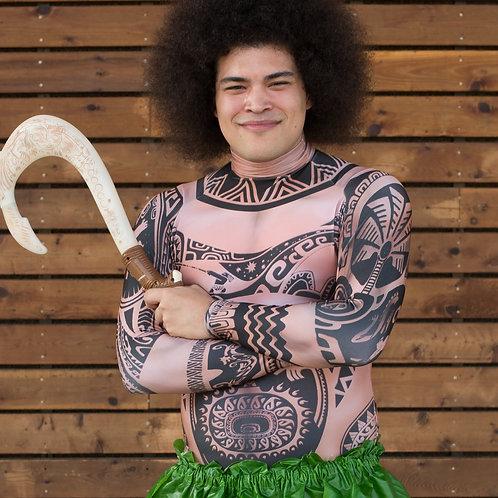 Polynesian Demi God