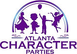 Atlanta Character Parties Logo - Revised