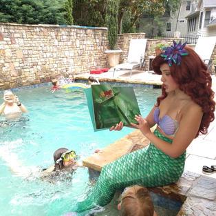 Little Mermaid Theme Parties