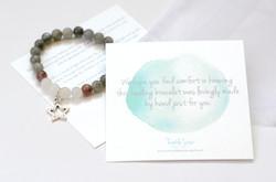bracelet & card
