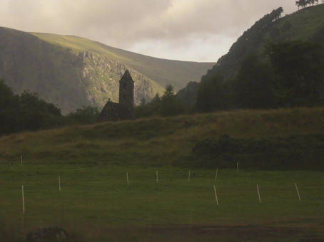 Our Visit to Glendalough