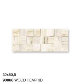 WOOD HEMP 3D