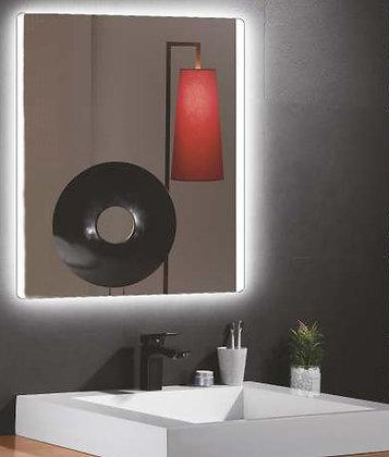 Καθρέπτης QUATTRO 55x75cm Warm Quattro Touch