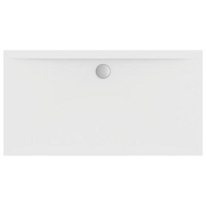 IDEAL STANDARD Ultra flat Ακρυλική Ορθογώνια ντουζιέρα 100x90x4 K518101