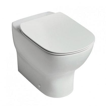 IDEAL STANDARD TESI II AQUABLADE Υ/Π Π/Σ 55,5cm κάθισμα απλό