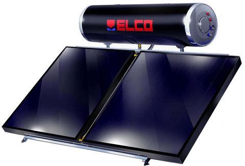 ELCO SOL TECH 160lit-3,0τετρ/κά II