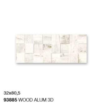 WOOD ALLUM 3D