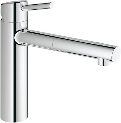 GROHE CONCETTO με ντουζ Χρωμέ 31129001