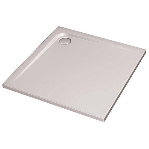 IDEAL STANDARD Ultra flat ΑΚΡΥΛΙΚΗ Τετράγωνη ντουσιέρα 70x70x4 K193301