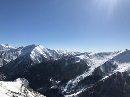 Outstanding Skiing in Val d'Allos