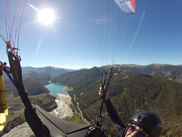 XC Tips For Paragliding | FlyStAndre : Accomodation Flying