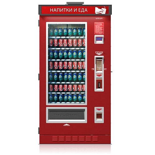 Уличный снековый автомат FoodBox Lift Street
