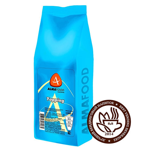 Сливки сухие молочные AlmaFood Topping AlmaFood