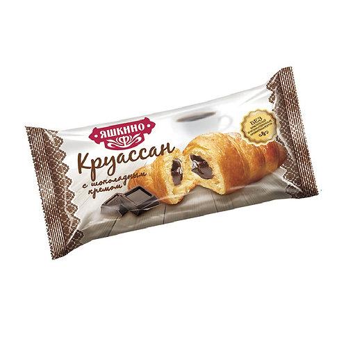 Круассан Яшкино с шоколадным кремом