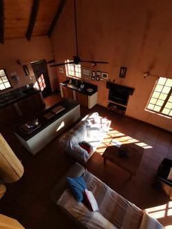 Fish Eagle Cottage Living Area (1)
