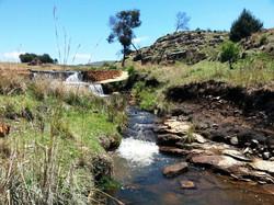 River near The Drift