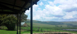 Fish Eagle Cottage from The Farmhouse