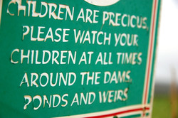 keep an eye on your children