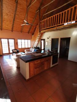 Fish Eagle Cottage Living Area (9)