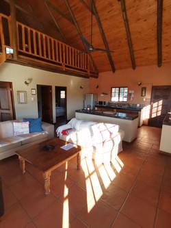 Fish Eagle Cottage Living Area (13)