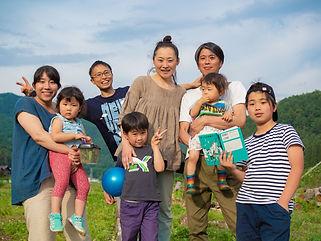 辰野町 川島 移住者