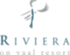 Riviera on Vaal Resort Logo Portrait.png