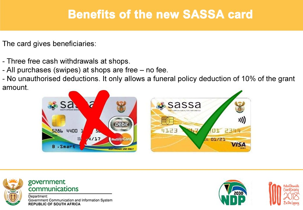 Sassa to be open on weekends until September to allow for card swaps ...