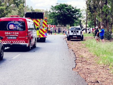 One killed and two injured in Meyerton rollover