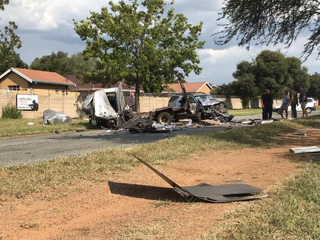 SAPS search for robbers behind Vaalpark cash-in-transit heist