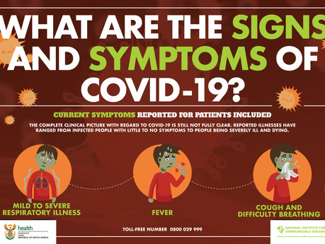 The coronavirus claims the life of a second South African