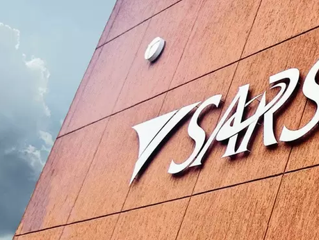 SARS has missed its revenue collection target by billions