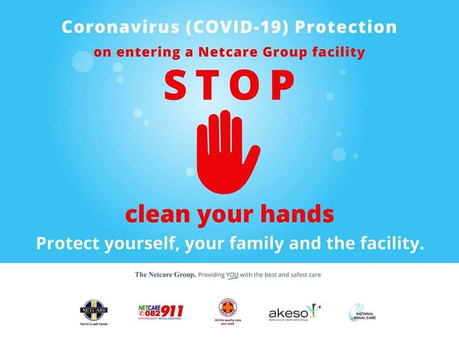Netcare Vaalpark Hospital has no coronavirus cases
