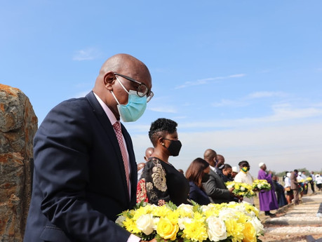 Gauteng premier leads Human Rights Day celebrations