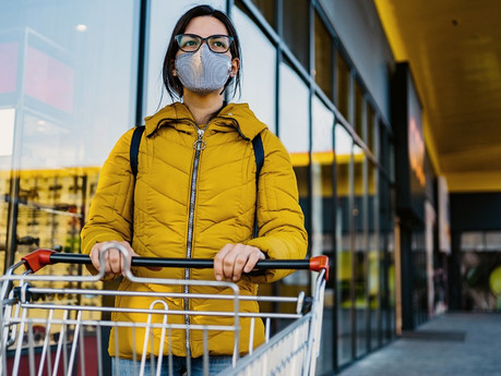 Fuel stations urge customers to wear mask in convenience stores