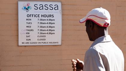SASSA launches new online booking system for grants