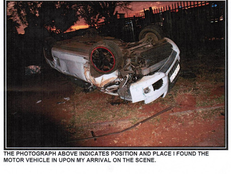 Vanderbijlpark SAPS searching for man who was allegedly with woman before fatal accident