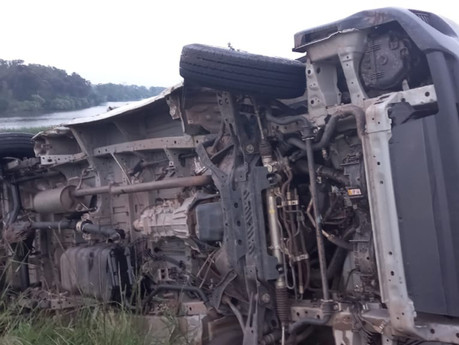 Three killed, seven injured in R59 accident this morning - road had to be closed