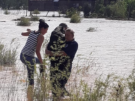Vaal SPCA ask for assistance after weekend's flooding